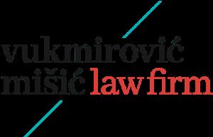 Vukmirović Mišić Law firm logo